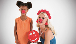 Red Nose Day (photo)
